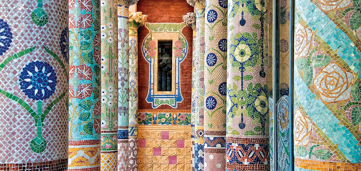 Palau de la Música Catalana ©John Lafond