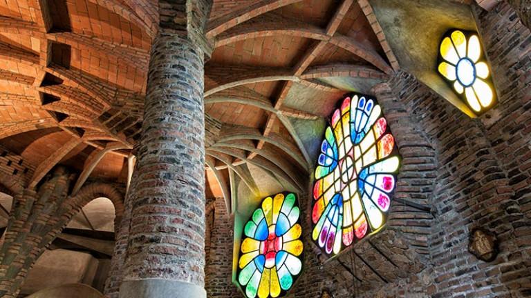 Colonia Güell Crypt